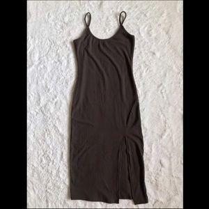 Sexy Dress w/ Slit